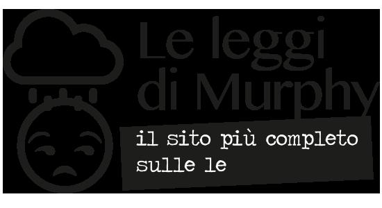 Le leggi di Murphy